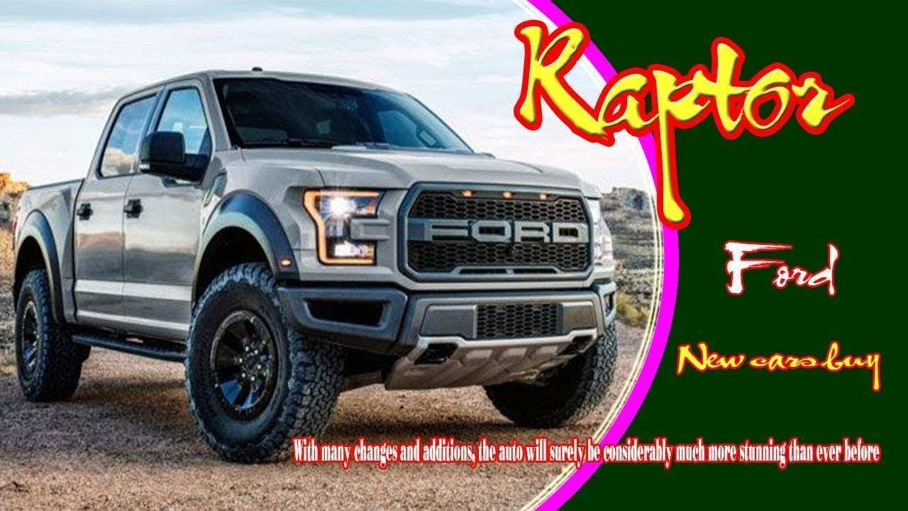 89 A 2020 Ford F150 Svt Raptor Redesign And Review