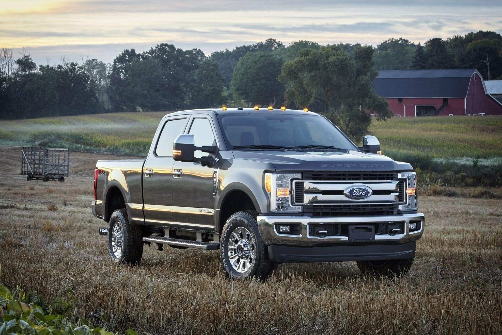 89 A 2020 Ford F250 Diesel Rumored Announced Speed Test
