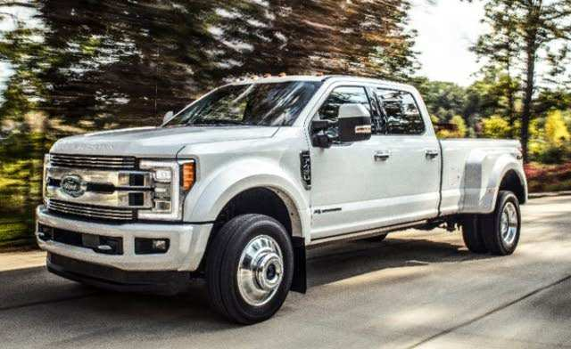 89 A 2020 Ford F350 Super Duty Reviews