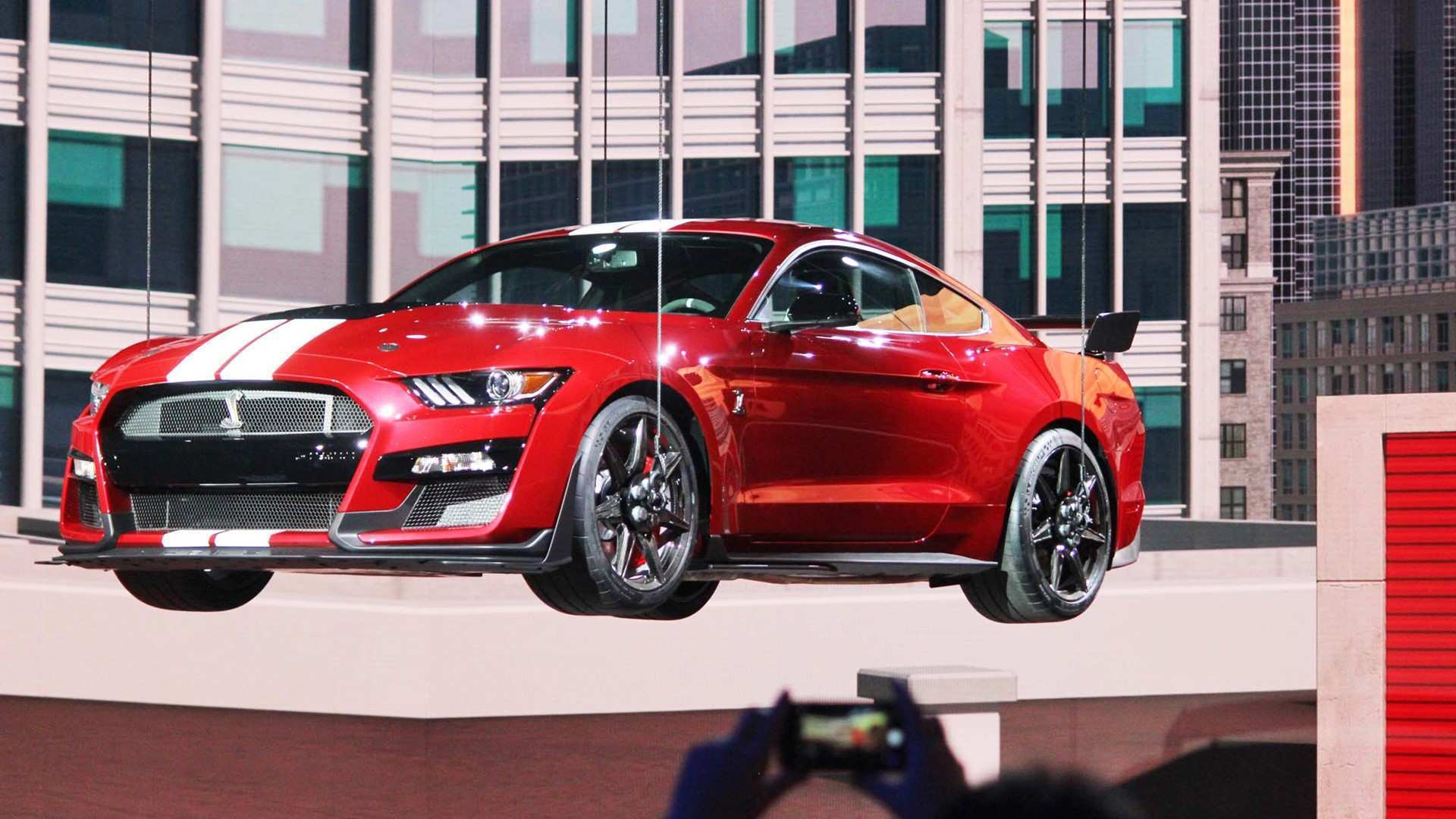 89 A 2020 Ford Mustang Concept