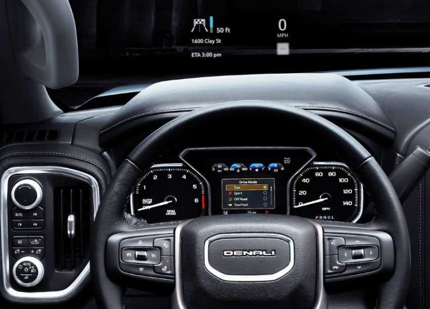 89 A 2020 GMC Interior Price Design And Review
