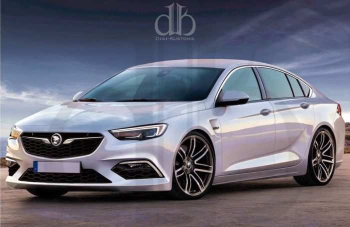 89 A 2020 Holden Commodore Gts Exterior
