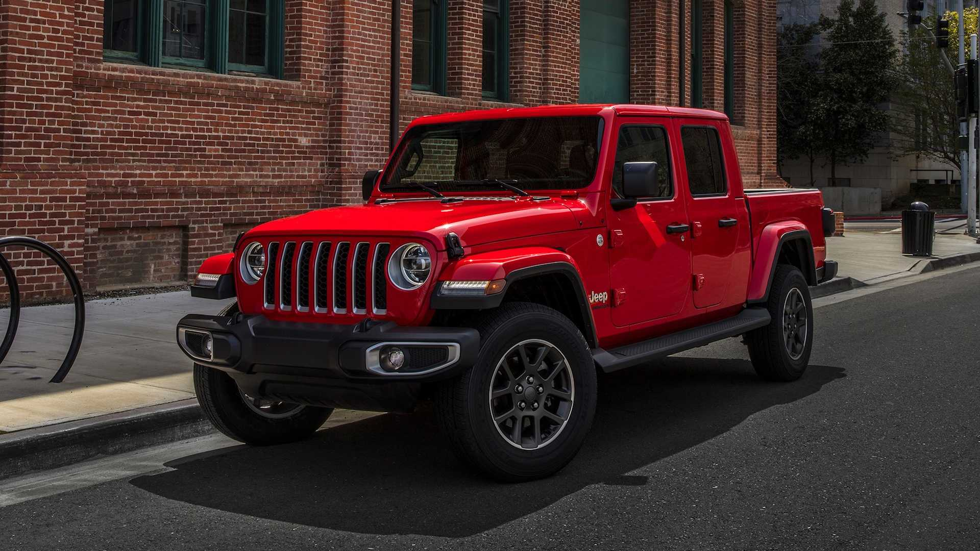89 A 2020 Jeep Gladiator Lease Release Date