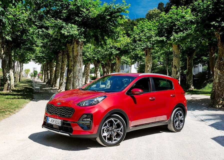 89 A 2020 Kia Sportage Review Overview