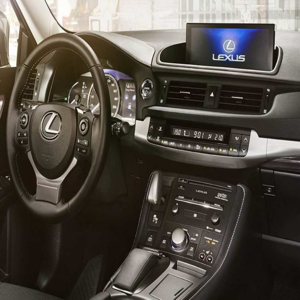 89 A 2020 Lexus CT 200h Redesign And Concept