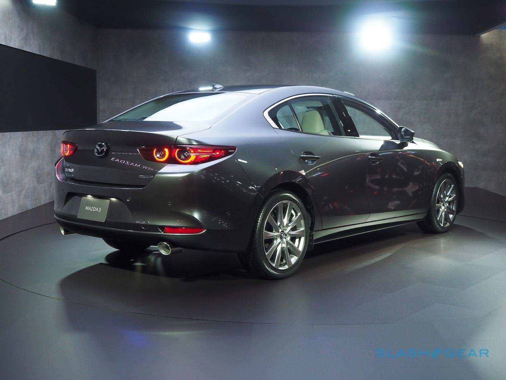 89 A 2020 Mazda 3 Style
