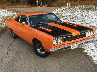 89 A 2020 Plymouth Roadrunner Picture