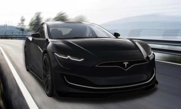 89 A 2020 Tesla Model S New Model And Performance