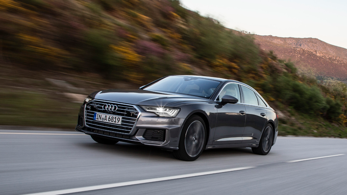 89 A 2020 The Audi A6 History