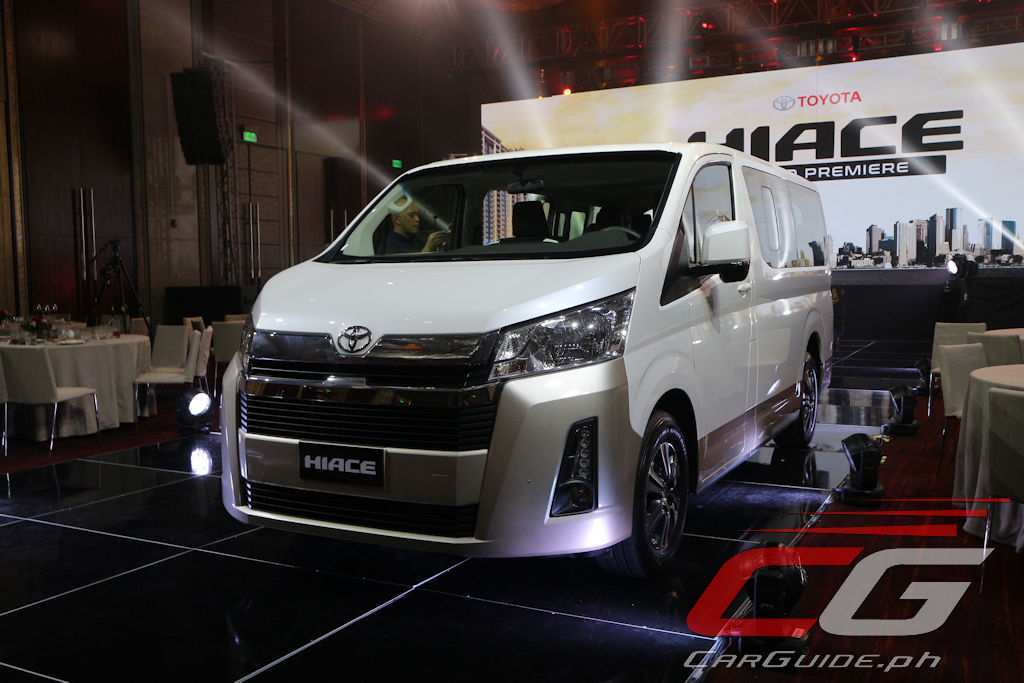 89 A 2020 Toyota Hiace Exterior And Interior