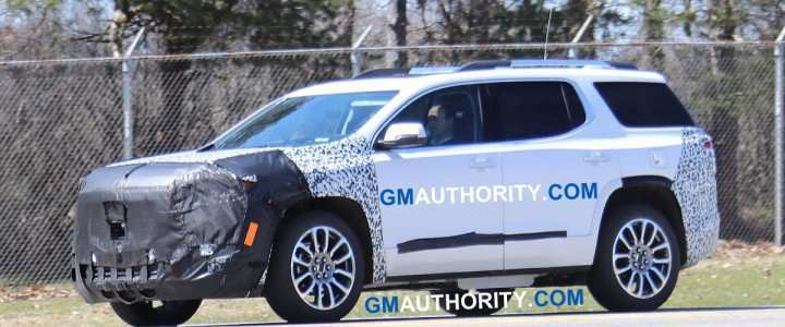 89 A GMC Acadia 2020 Release Date Spesification