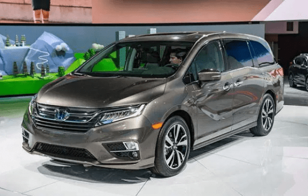 89 A Honda Odyssey 2020 Redesign Release Date And Concept