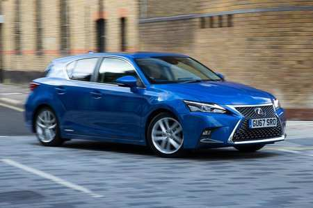 89 A Lexus Ct 2019 Reviews