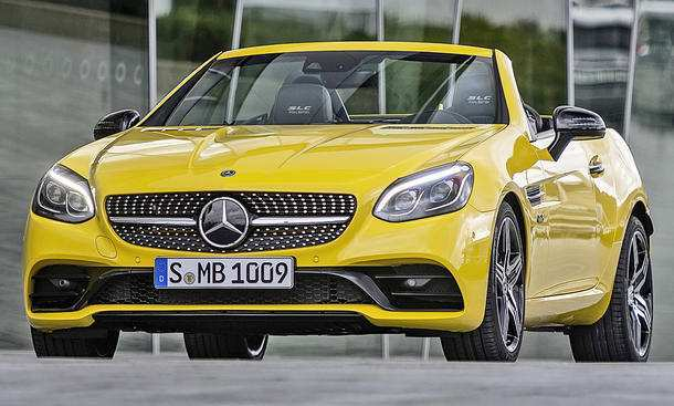 89 A Mercedes Slc 2019 Redesign And Concept