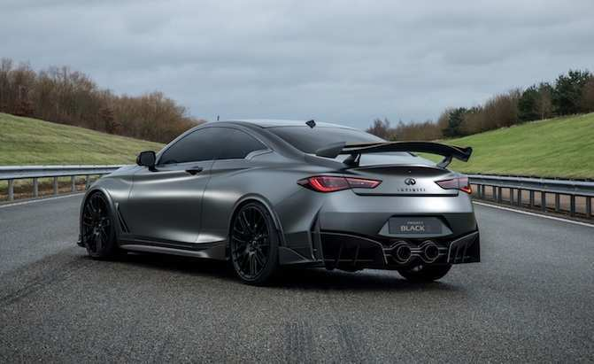 89 A New Infiniti Coupe 2020 Spy Shoot