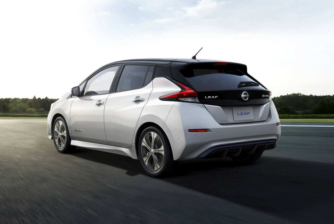 89 A Nissan Leaf 2019 60 Kwh Prices