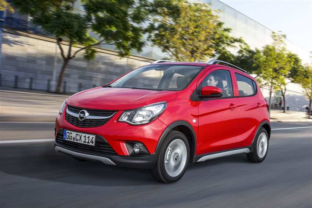 89 A Opel Karl Rocks 2020 Review