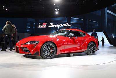 89 A Price Of 2020 Toyota Supra Review And Release Date
