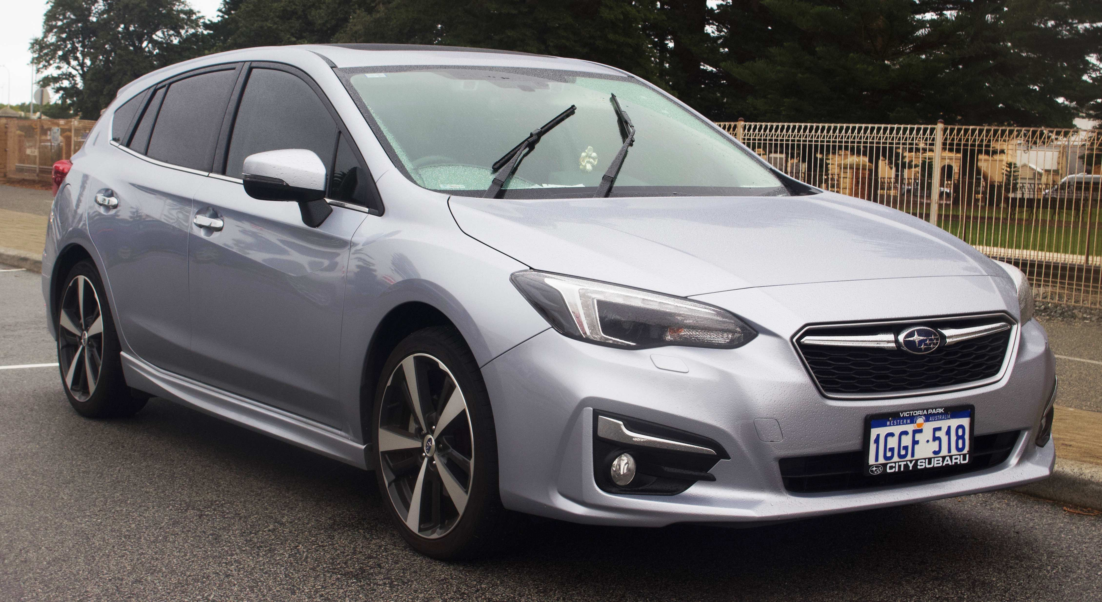 89 A Subaru Xv Turbo 2019 First Drive