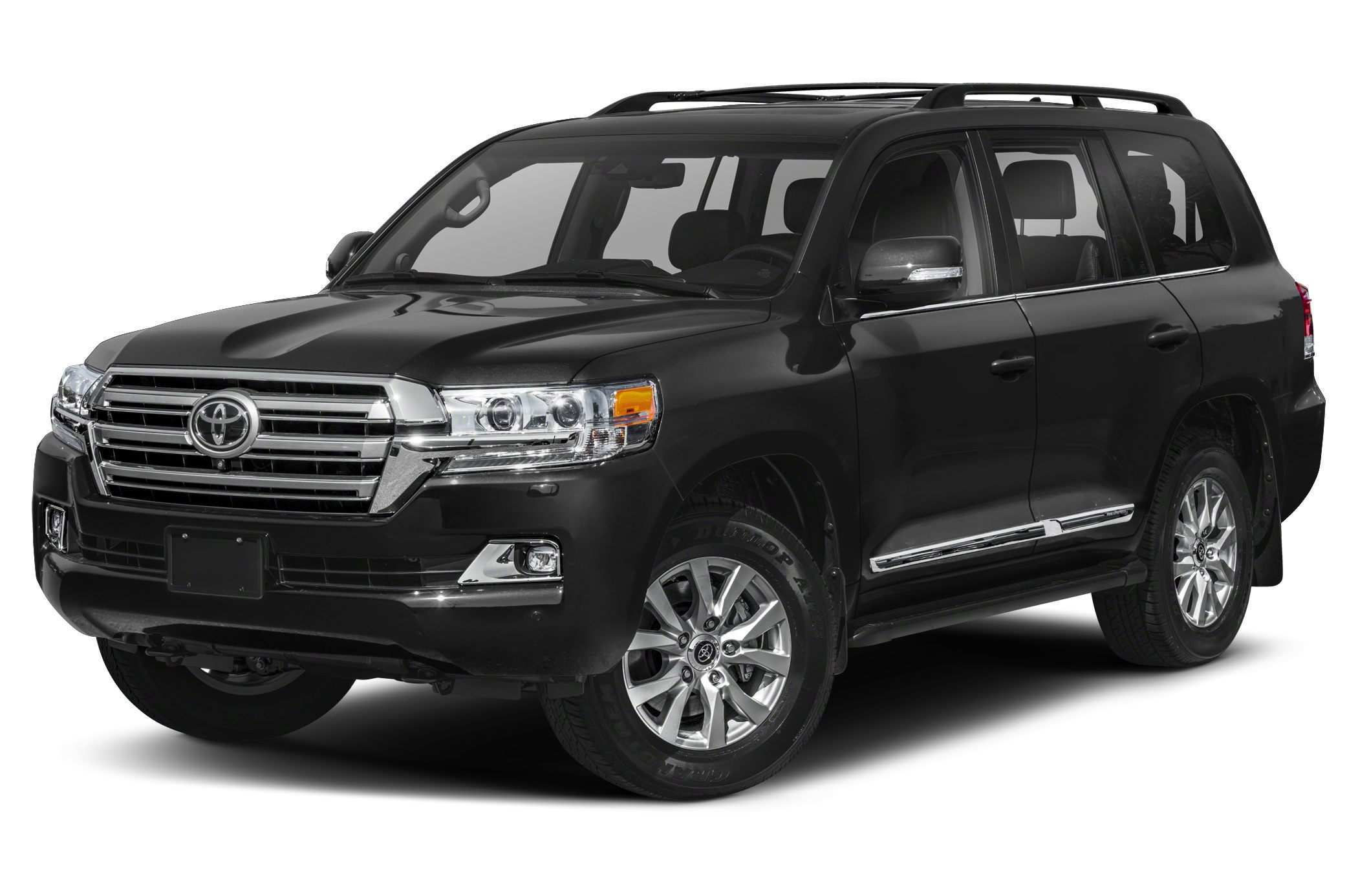 89 A Toyota Land Cruiser V8 2019 Price