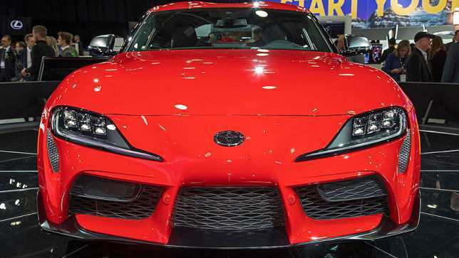 89 A Toyota Supra 2019 Style