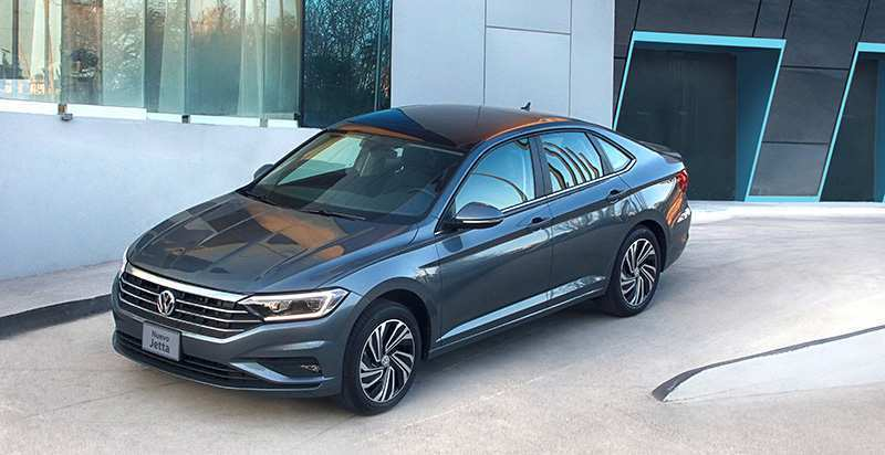 89 A Vw Jetta 2019 Mexico Exterior And Interior