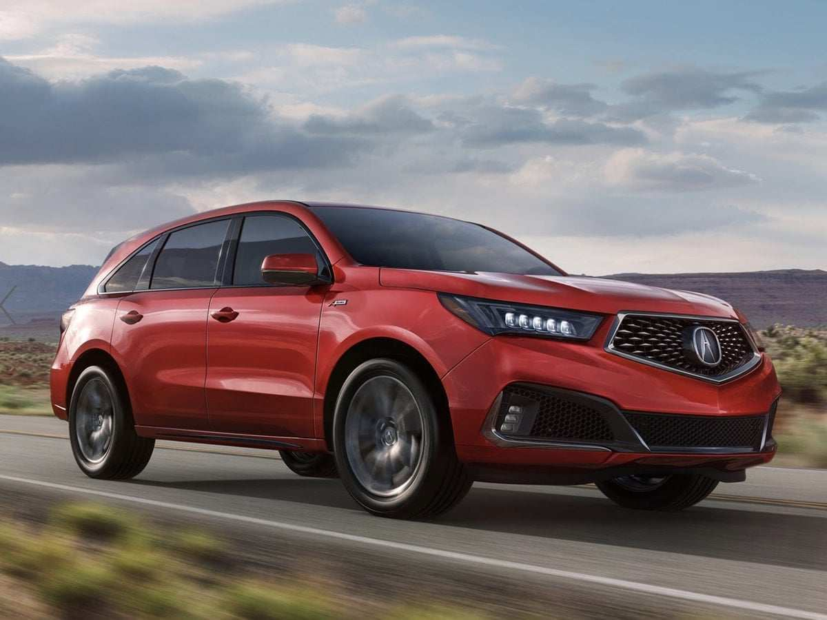 89 All New 2019 Acura MDX Style