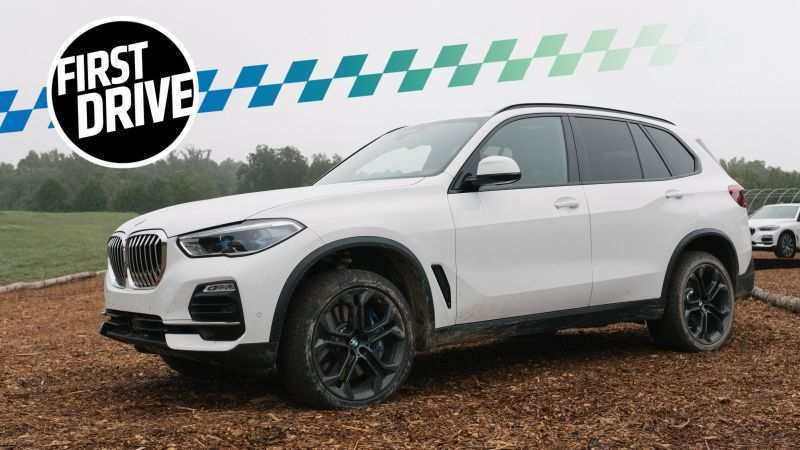 89 All New 2019 BMW X5 First Drive