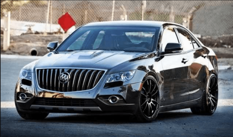 89 All New 2019 Buick Grand National First Drive