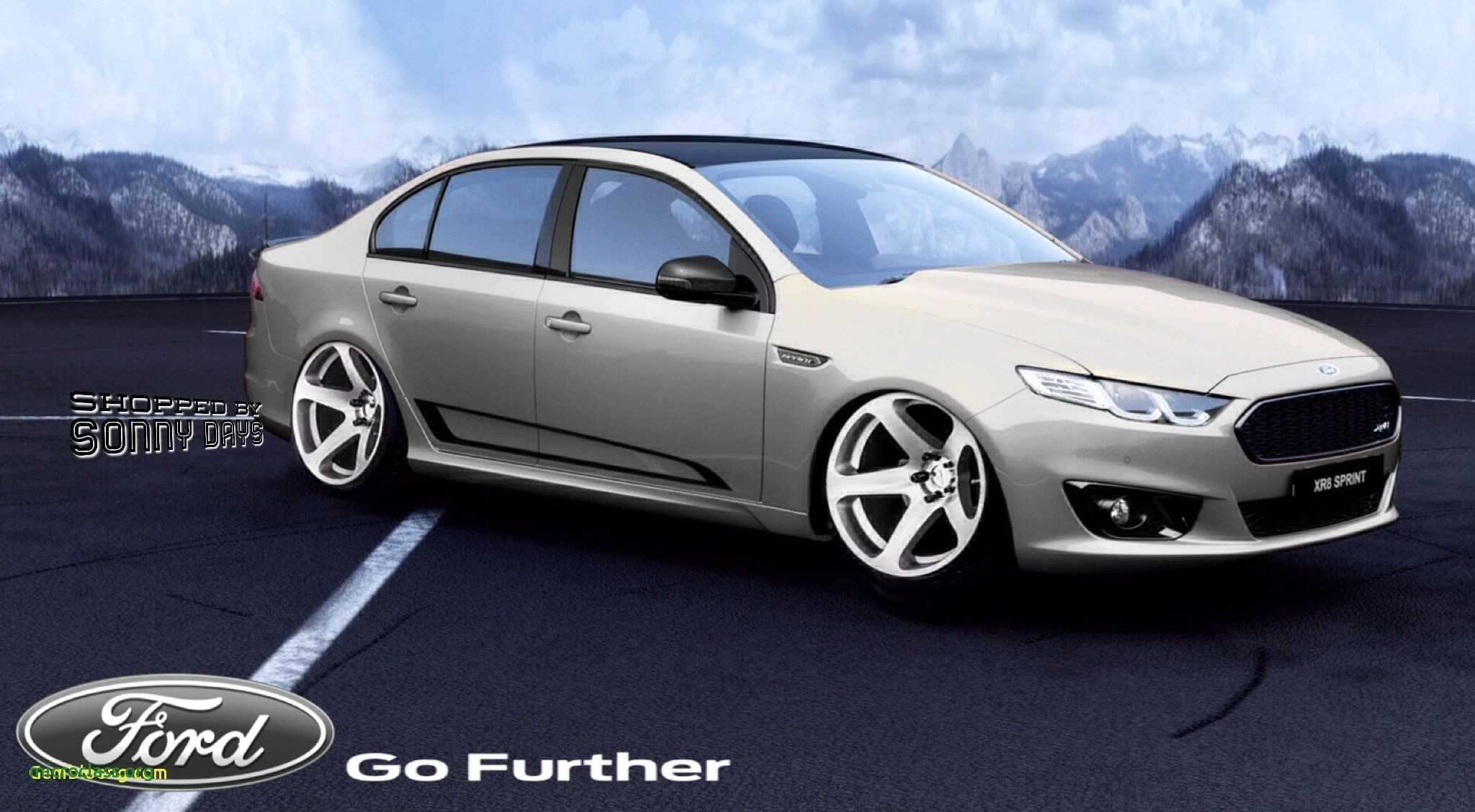 89 All New 2019 Ford Falcon Xr8 Gt Spy Shoot