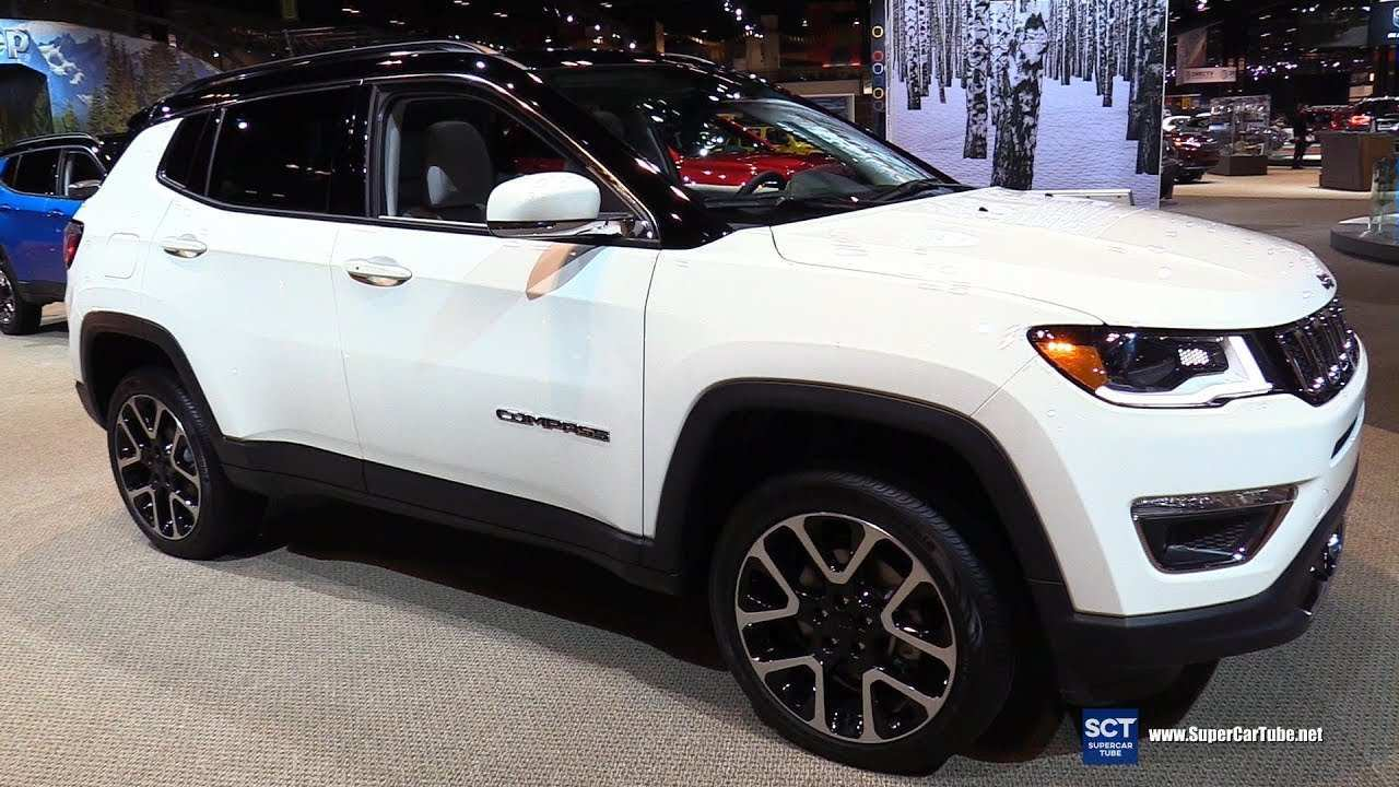 89 All New 2019 Jeep Compass Review And Release Date