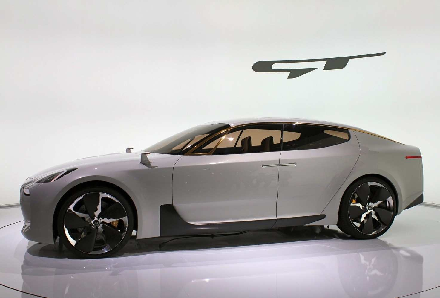 89 All New 2019 Kia Gt Coupe Concept And Review