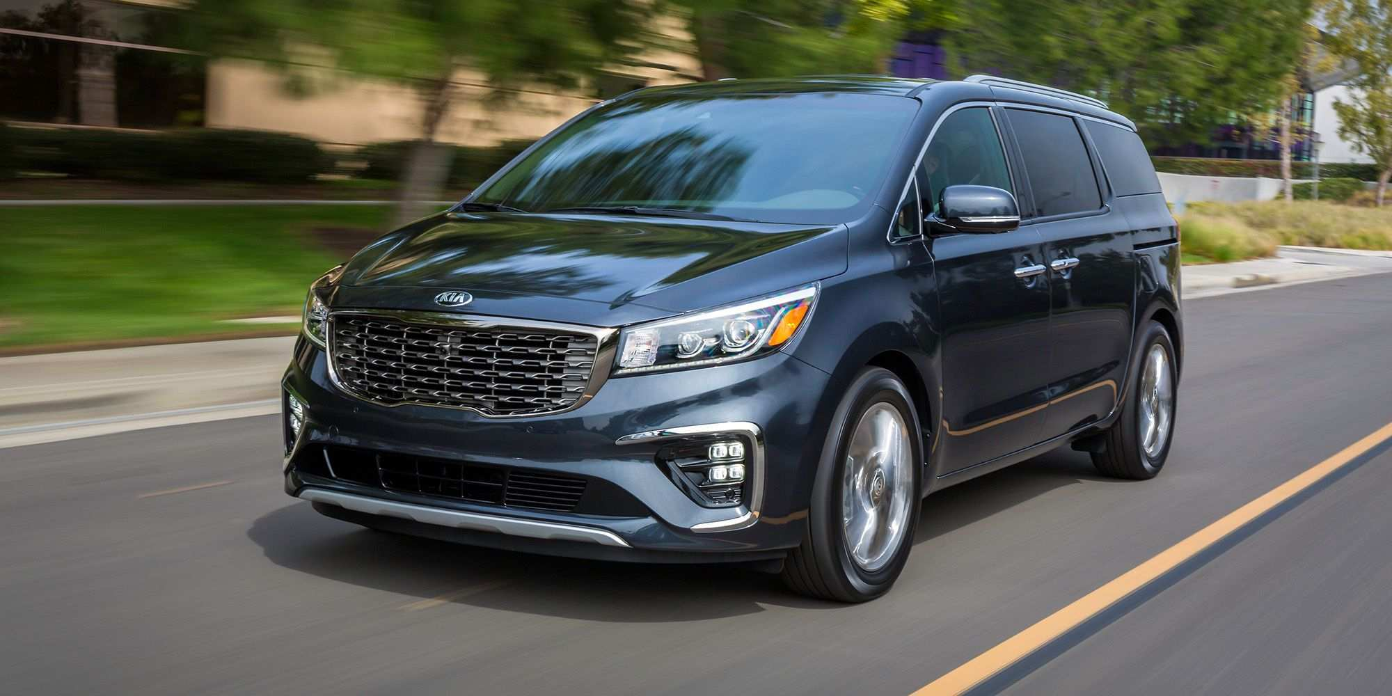 89 All New 2019 Kia Sedona Brochure Concept And Review