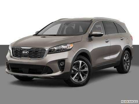 89 All New 2019 Kia Sorento New Concept