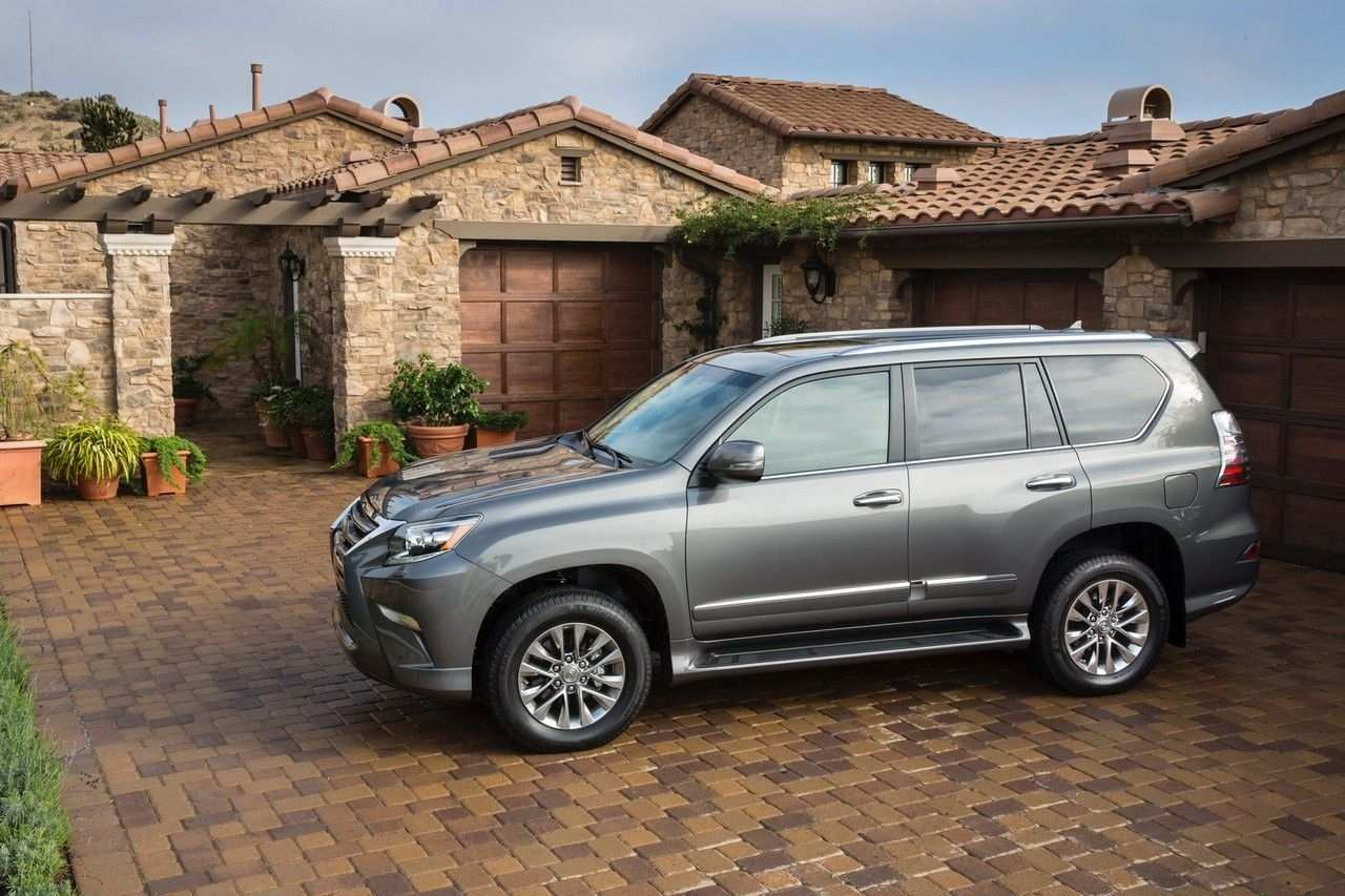 89 All New 2019 Lexus Gx Spy Photos Release Date And Concept