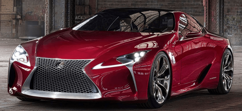 89 All New 2019 Lexus Lf Lc Review