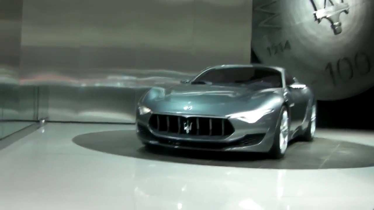 89 All New 2019 Maserati Alfieris New Concept