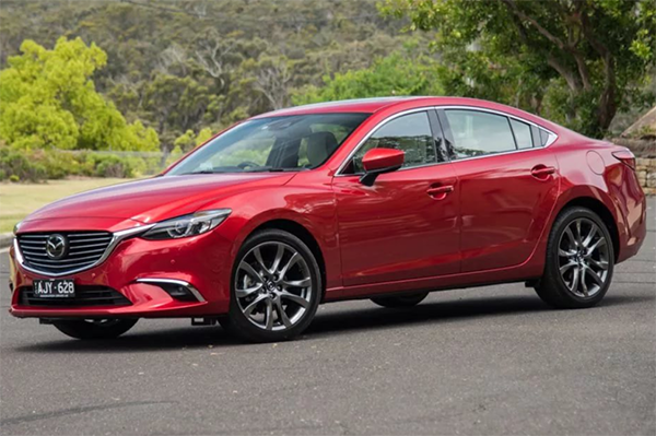 89 All New 2019 Mazda 6 Wallpaper