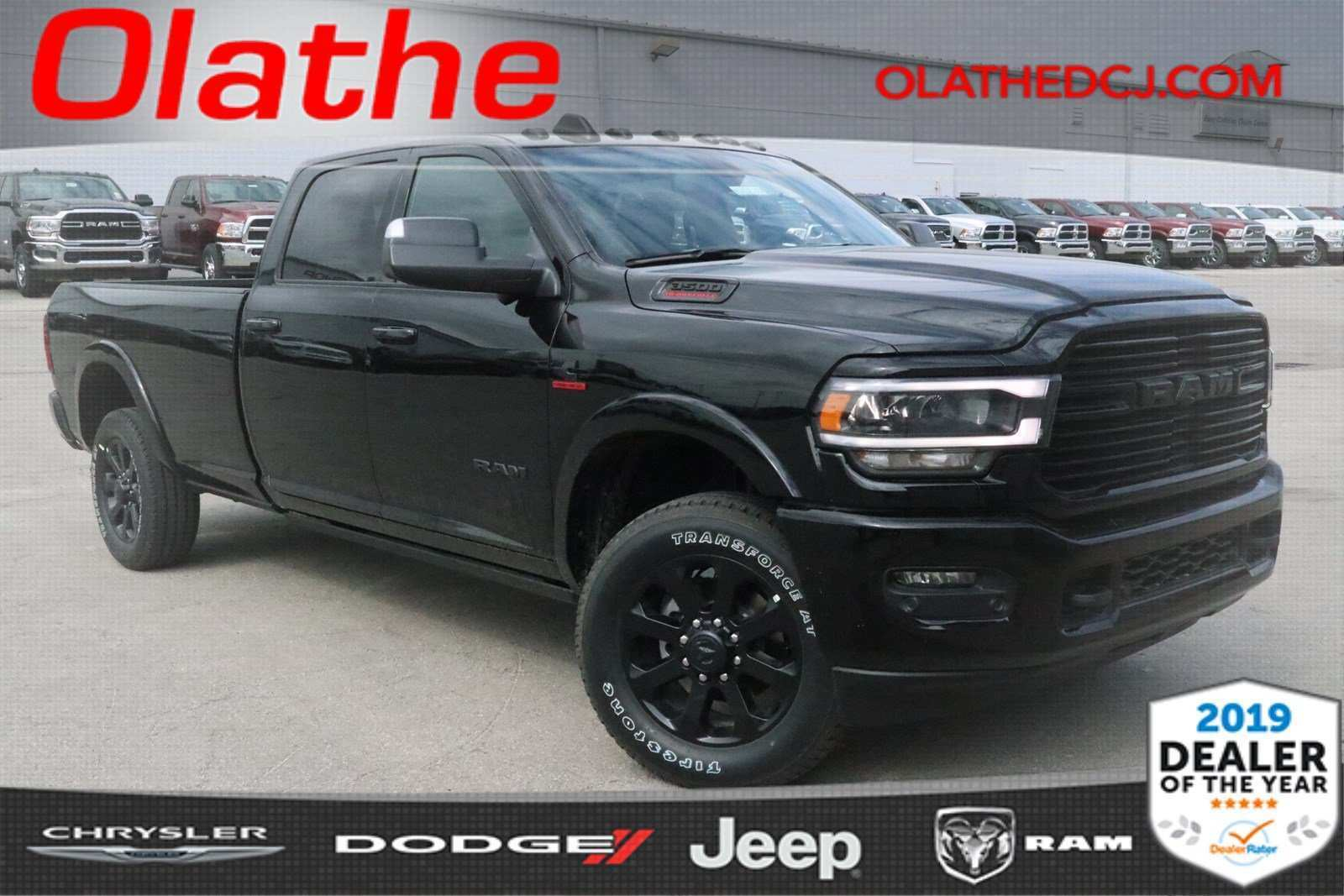 89 All New 2019 Ram 3500 Release