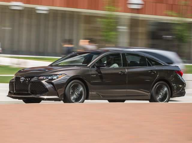89 All New 2019 Toyota Avalon Specs And Review