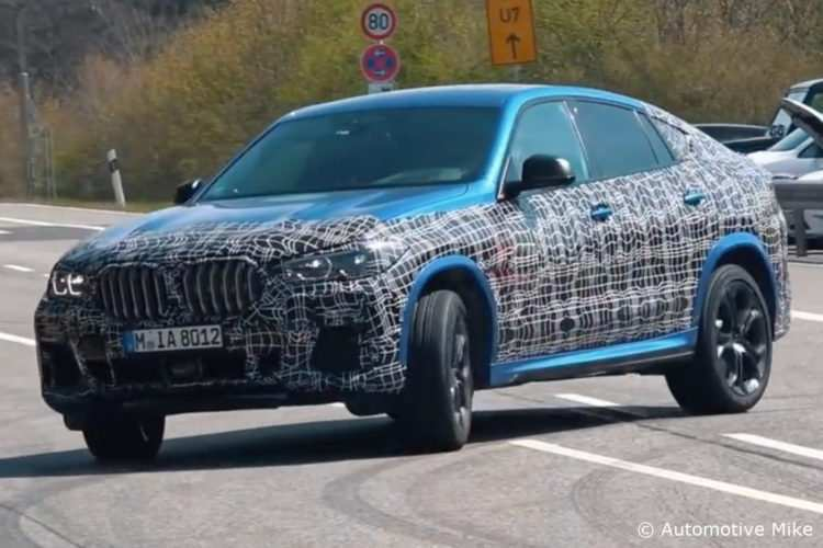 89 All New 2020 BMW X6 Price And Review