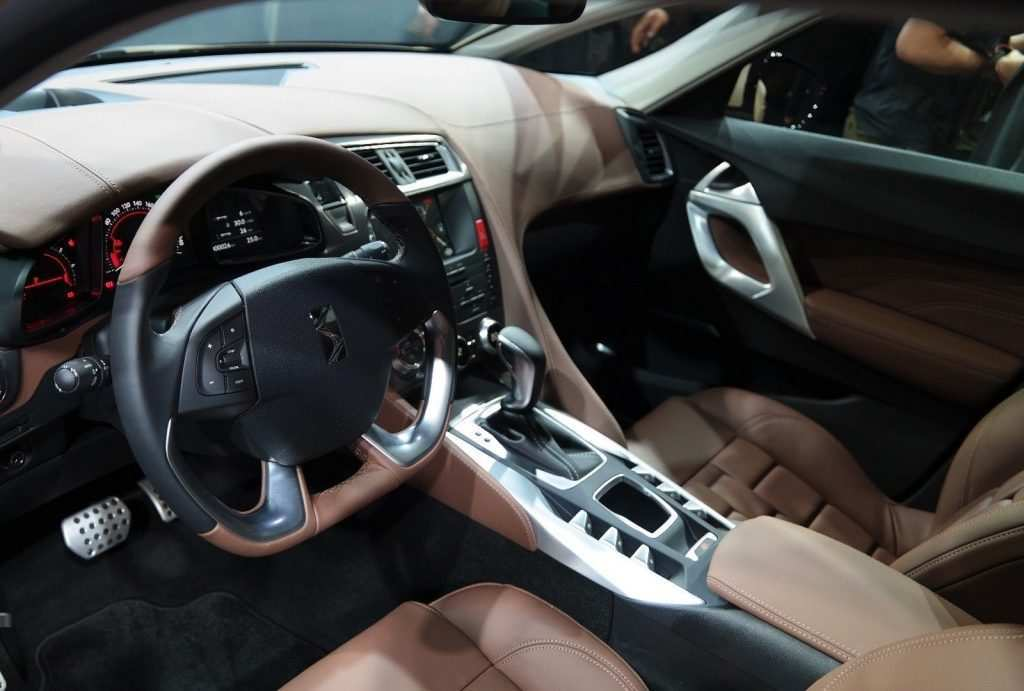 89 All New 2020 Citroen DS5 Interior