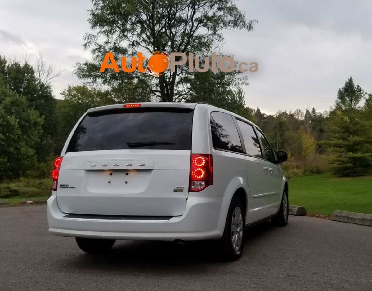 89 All New 2020 Dodge Grand Caravan First Drive