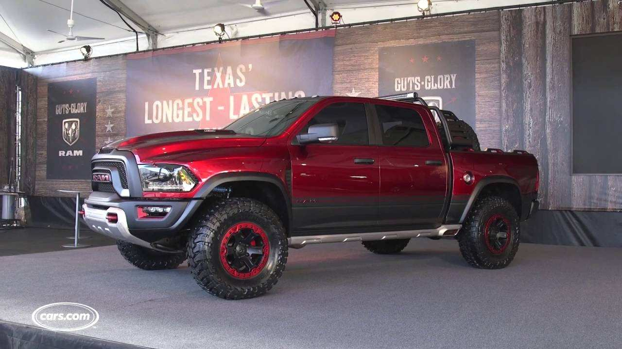 89 All New 2020 Dodge Ram Rebel Trx Specs And Review