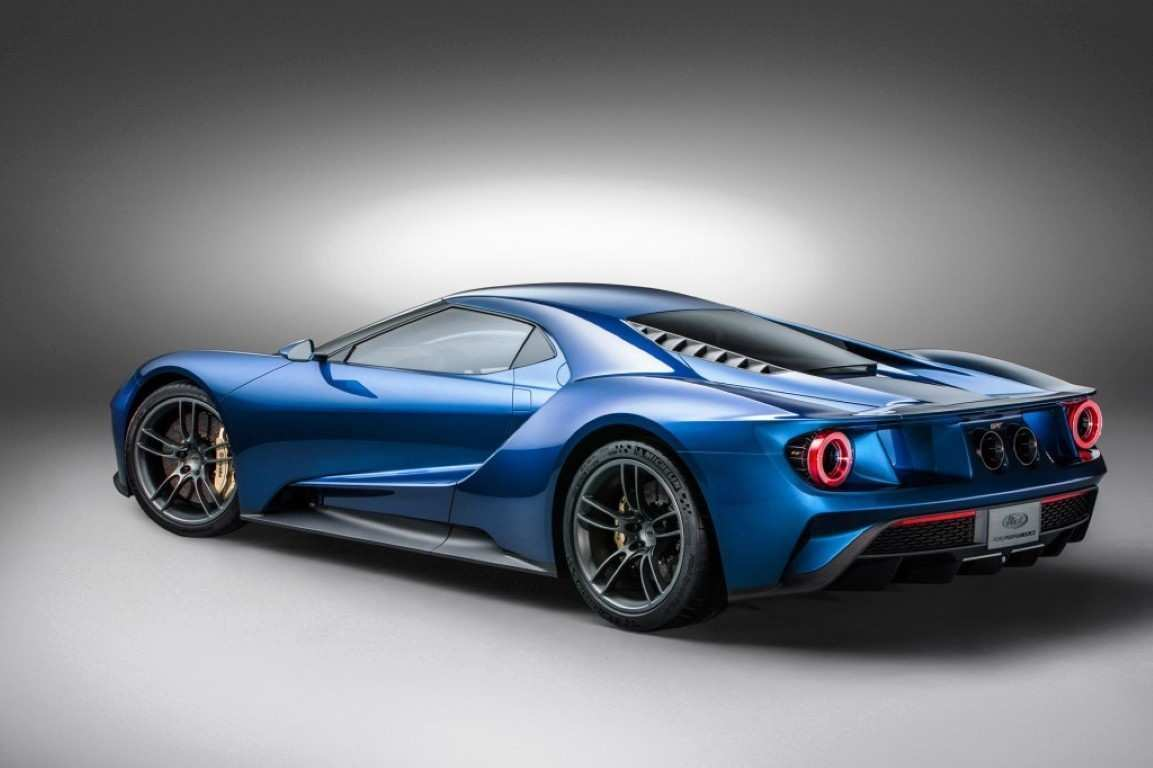 89 All New 2020 Ford Gt Supercar Research New