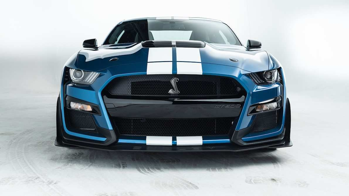 89 All New 2020 Ford Mustang Shelby Gt500 Price Design And Review