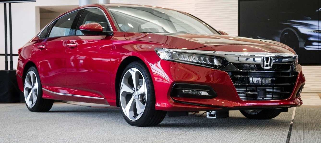 89 All New 2020 Honda Accord Coupe Sedan Spy Shoot