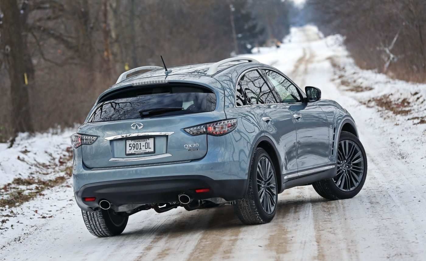 89 All New 2020 Infiniti QX70 Concept And Review