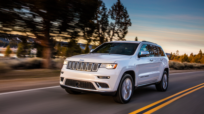 89 All New 2020 Jeep Grand Cherokee New Model And Performance