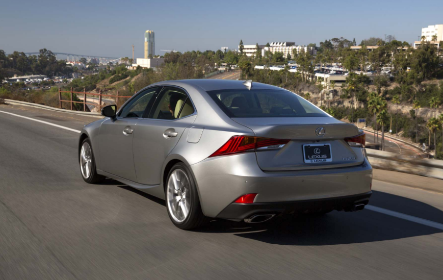 89 All New 2020 Lexus IS350 Review And Release Date